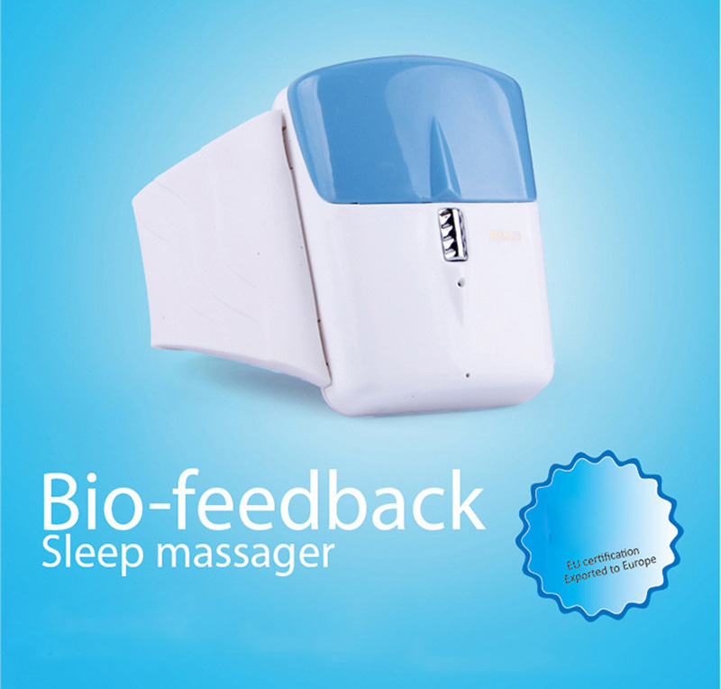 Snore Stopper electronic massage to reduce snoring Sleeping insomnia Stop Snoring Wristband Sleeplessness Biofeedback