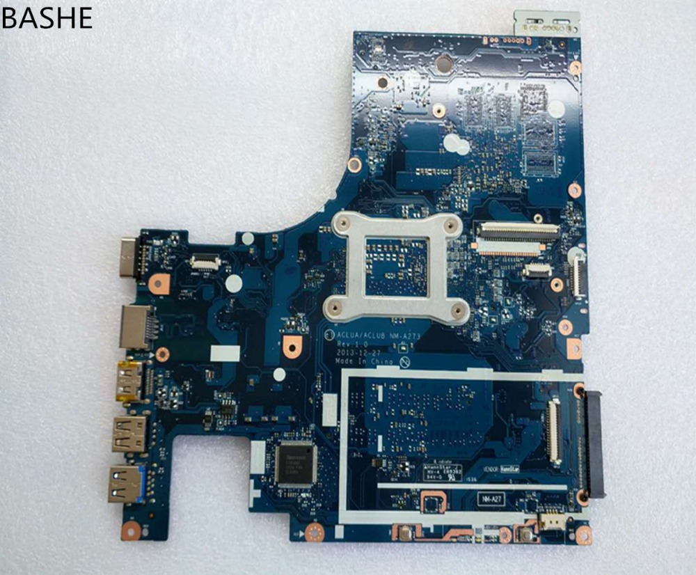 For lenovo Z50 70 Laptop motherboard  CPU I3 100% fully tested-in Laptop Motherboard from Computer & Office    2