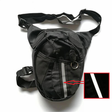 NEW Motorcycle Funny Drop Belt Pouch Fanny Pack Waist bag Packs Nylon Leg Bag Waterproof Waistpack Wholesale