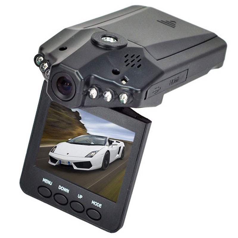 2.5″ Car Recorder DVR 90 wide angle Camera Dash Cam Foldable Video Driving Night Vision Anti Vibratio