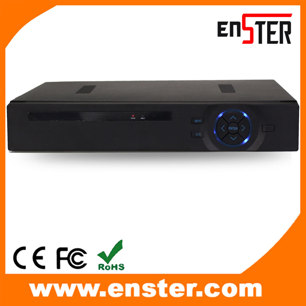 DVR 4 Canais AHD DVR 4 Channel Support  IP/Analog Camera 4CH 1080N Security CCTV Hybrid HDMI DVR Recorder 4 ch channel 720p ahd 7inch lcd hybrid hvr nvr cctv dvr recorder support ahd analog ip camera mobile phone viewing