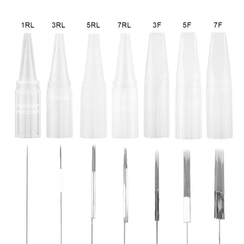 50Pcs Disposable Fog Eyebrow Permanent Tattoo Microblading