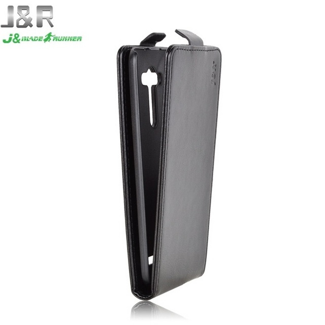 For Asus Zenfone 2 Laser ZE550KL ZE551KL 5.5 inch Case Luxury High Quality PU Leather Cover Protect  Flip Vertical Phone Cases