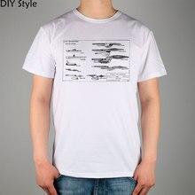 Star Trek science fiction movies ENTERPRISE T-shirt 10578 Fashion Brand t shirt men new DIY high quality