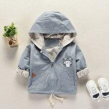 Детская куртка для мальчиков, пальто для весны Новорожденные Мультяшные Носки для маленьких девочек и мальчиков плащ-Тренч Куртки одежда для детей Топы с капюшоном куртки-ветровки