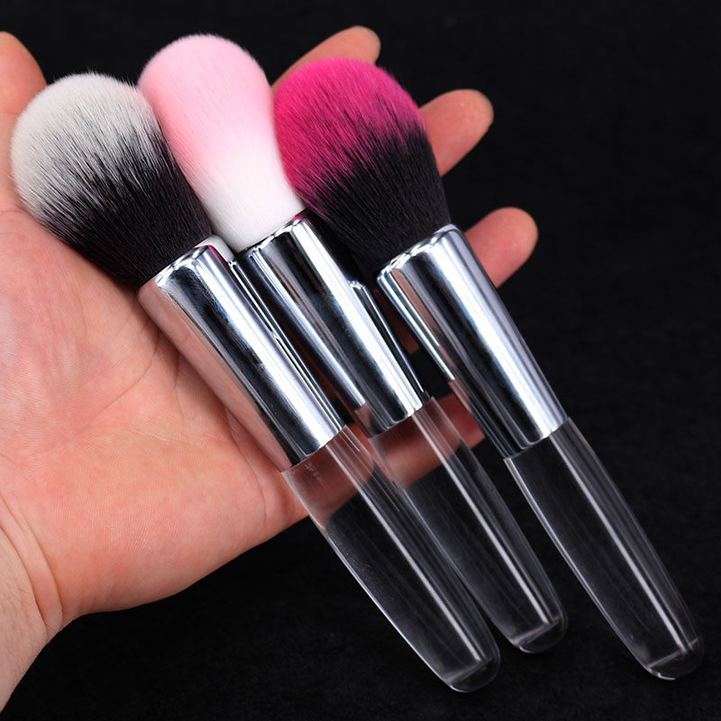 Top Quality Large Makeup Brush Face Powder Bronzer Brush Limit Edition top quality foundation brush angled makeup brush