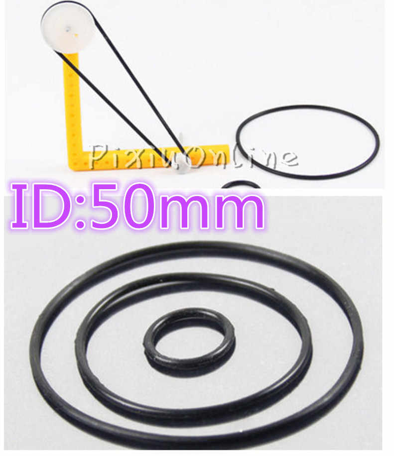 Detail Feedback Questions About 10pc Yl846y Id50mm Rubber Pulley