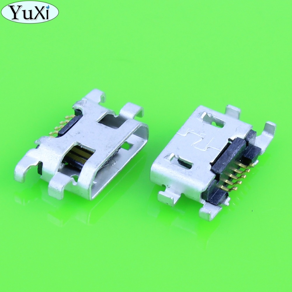 YuXi For Sony Xperia C S39H for <font><b>Nokia</b></font> <font><b>lumia</b></font> <font><b>625</b></font> for Moto G 2nd <font><b>USB</b></font> <font><b>Charging</b></font> <font><b>Port</b></font> Connector Plug Jack Socket Dock Repair Part image