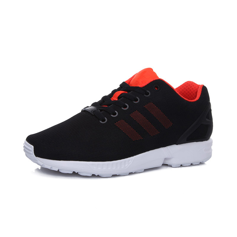Official New Arrival Adidas Originals ZX FLUX Mens Skateboarding Shoes Sneakers Classique Shoes Platform