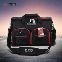 Multifunction Tool Bag Large Capacity Thicken Professional Repair Tools Bag 12inch 14inch 16inch 18inch Messenger Toolkit