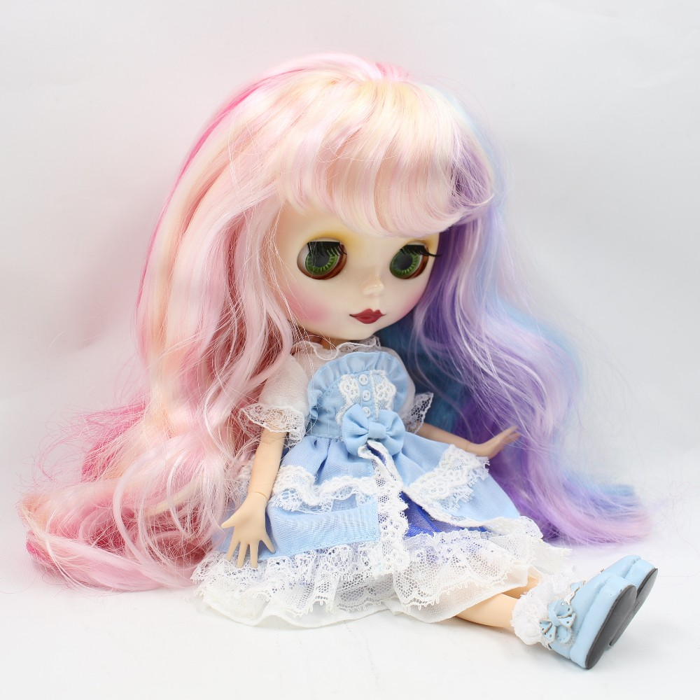 Neo Blythe Doll Designer Shoes with Bow 21