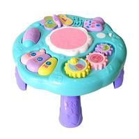 Baby Musical Toys Learning Table Early Education Music Activity Center Game Table Toddlers Infant Kids Toys Musical Set