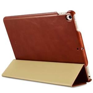 Image 4 - 애플 ipad air3 2019 정품 가죽 플립 케이스 슬림 비즈니스 foldable 스탠드 태블릿 pc 스마트 커버 새로운 ipad 프로 10.5 인치