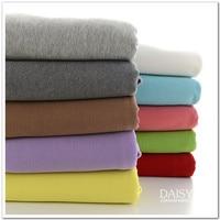 50*170 cm cotone lavorato a maglia flanella di cachemire vestiti del bambino fare tessuto FAI DA TE autunno e abbigliamento invernale cotone tessuto