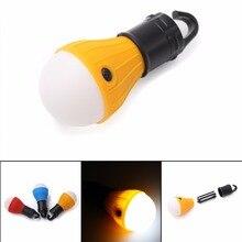4 Colors Mini Hanging Lamp 3 LEDs 3-Modes AAA Camping Torch Camp Tent Flashlight Hanging Torche LED Flash Light Lamp Lanternas