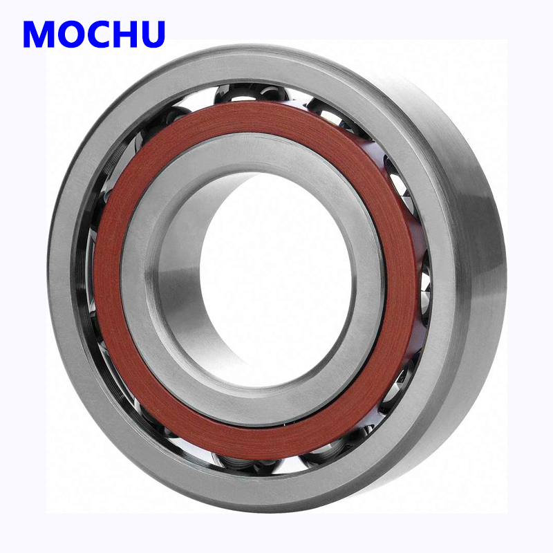 1pcs MOCHU 7211 7211AC 7211AC/P6 55x100x21 Angular Contact Bearings ABEC-3 Bearing 1pcs 71822 71822cd p4 7822 110x140x16 mochu thin walled miniature angular contact bearings speed spindle bearings cnc abec 7