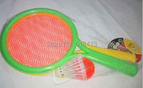 Детский бадминтон ракетки Теннисные ракетки игрушки Детские спорта на открытом воздухе игрушки Мяч игрушки костюм