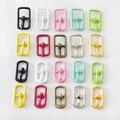 Кукла DIY аксессуары ручной работы мини-пряжки ремня Японское слово пряжки конфеты цвета 15 шт./лот