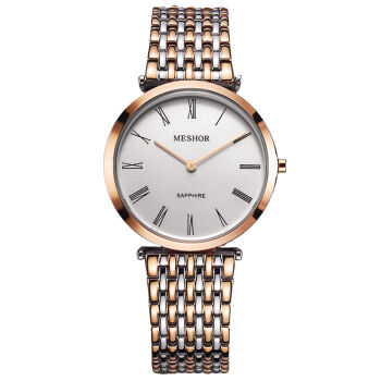 (MESHOR) business casual men's stainless steel watch MS.5006M.46.169