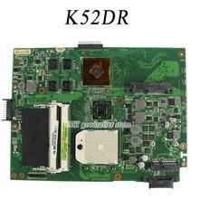 Para asus K52DE A52DE A52DR K52DE K52DR K52DY X52D X52DE X52DR Placa Madre DDR3 Placa Base 100% probado envío gratis