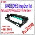 Compatível Dell 2230 2330 2350 Unidade Do Tambor, a Unidade do Tambor de Reset Para Dell 2330D 2330DN 2350D 2350DN Impressora, Para Dell Unidade Tambor 330-4133
