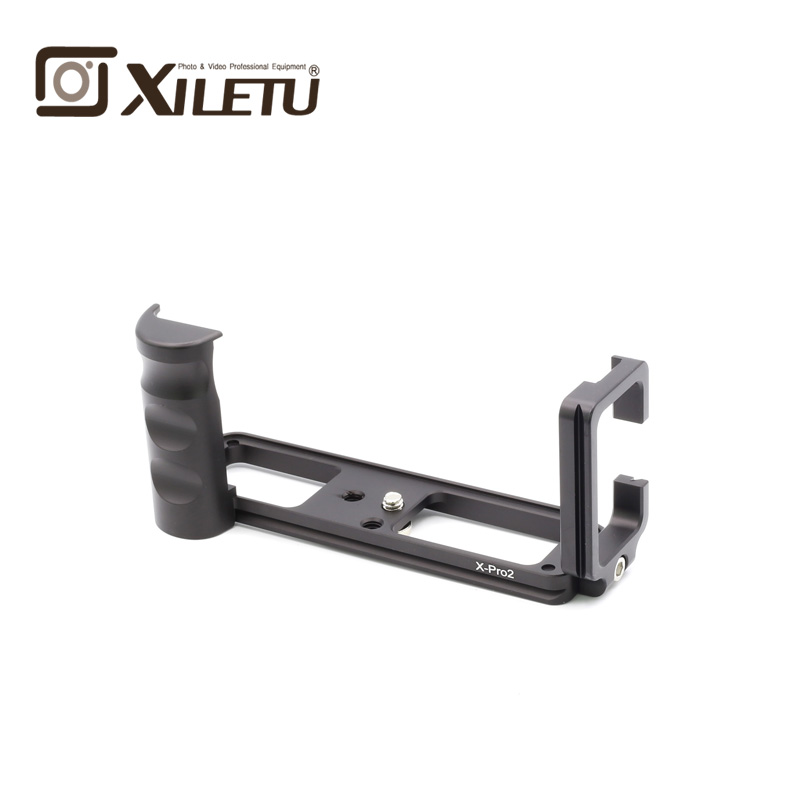 Xiletu LB-XPRO2 Tripod QR Vertical Bracket Plate Quick Release Plate For Fuji Fujifilm X-PRO2 Arca Swiss Width 38mm
