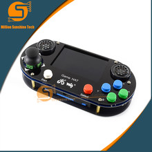 Game HAT forRaspberry Pi A+/B+/2B/3B/3B+,3.5inch IPS screen, 48*320 resolution. 60 frame experience,make your own game console(China)