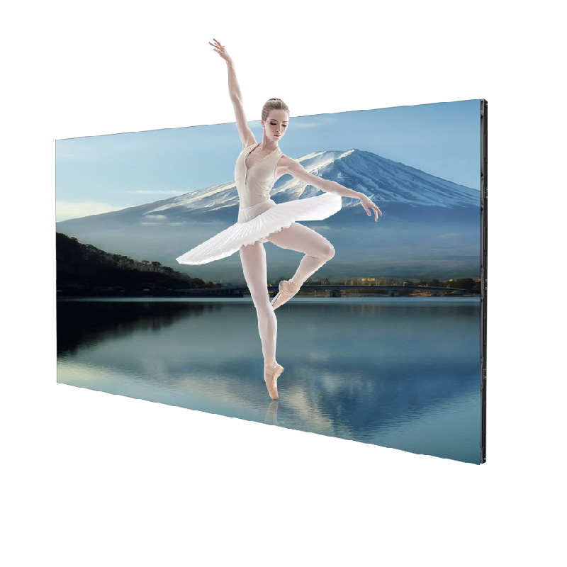 P1.56 4k 8k Ultra HD 16:9 Golden Ratio Led TV Display Panel RGB Smd Front Access Indoor Small Led Wall Screens