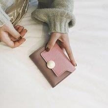 Women Wallets Small Fashion Brand Leather Purse Women Ladies Card Bag For Women Clutch Women Female Purse Money Sequined Wallet