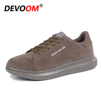 Brand Winter Warm Male Casual Sneakers Lightweight Mens Top Quality Fashion Designer Shoes For Man Flock