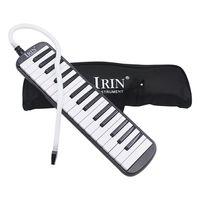IRIN 1 Set 32 Key Piano Style Melodica With Box Organ Accordion Mouth Piece Blow Key