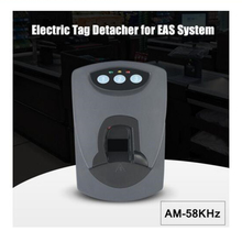 Security Alarm New Electric Tag Detacher for EAS System Universal Detacher Tag Opener Anti-theft Hard Tags Remover eas Magnetic