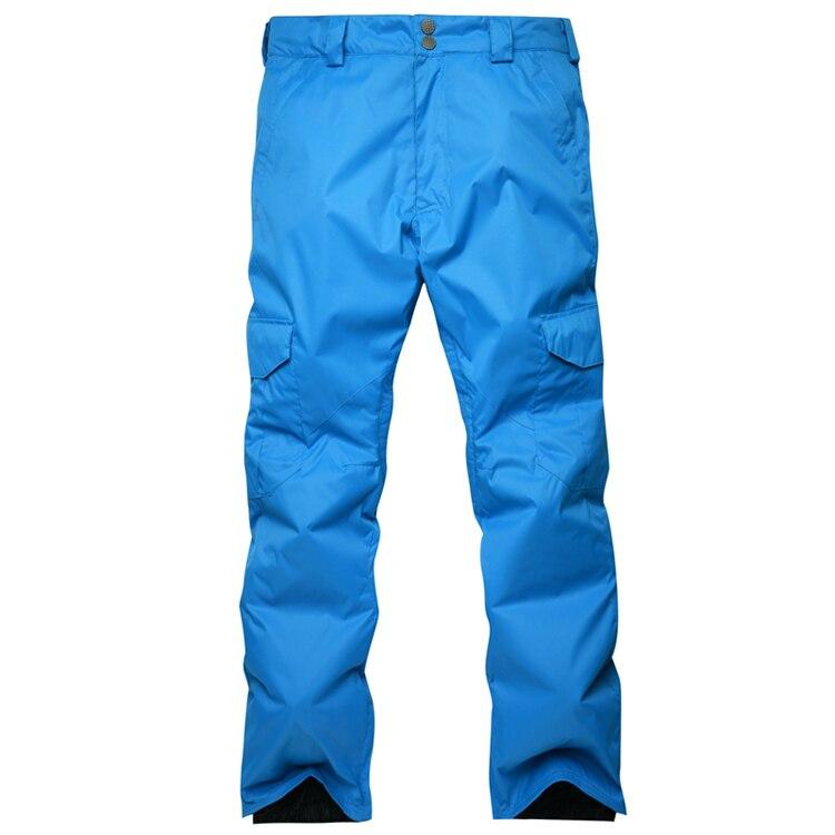 de vento, calças de esqui super quentes,