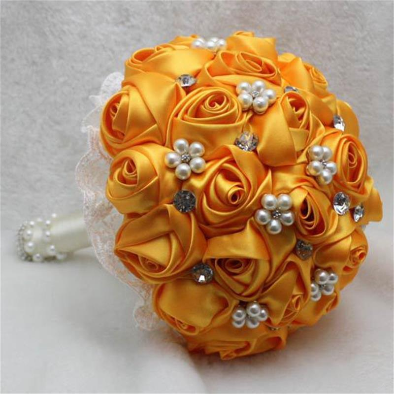 Wedding Bouquet Bride Flower Fashion Bouquet Wedding Party