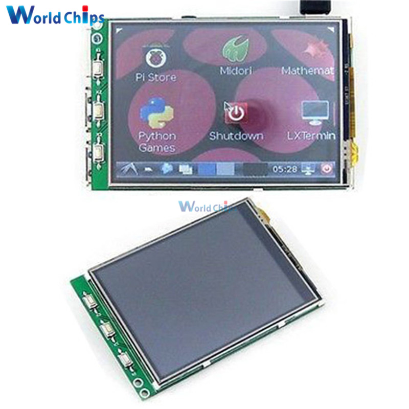 3.2 Inch 320x240 TFT LCD Touch RGB Screen Display Monitor 3.2