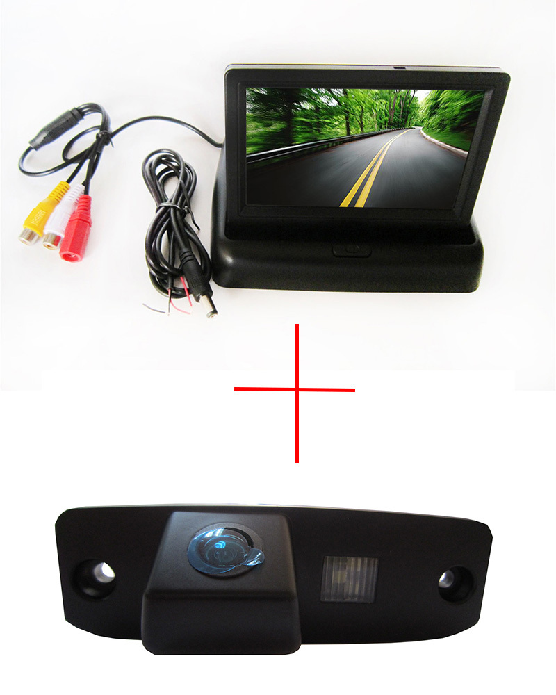 Color CCD Car Rear View font b Camera b font for Hyundai Tucson Accent Elantra Terracan