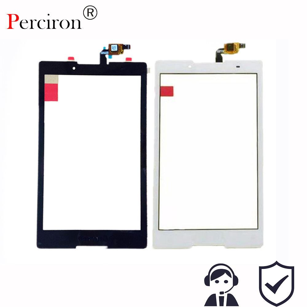 New 8'' inch For Lenovo Tab2 Tab 2 A8-50F A8-50 F/LC Touch Screen Panel Digitizer Black and White color free shipping image