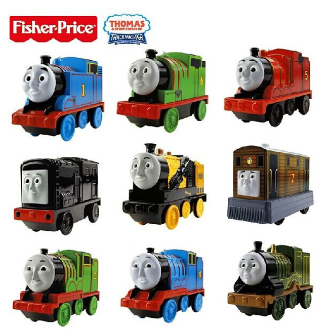 1pcs High Quality 11Kind Fine Genuine Thomas And Friends ...