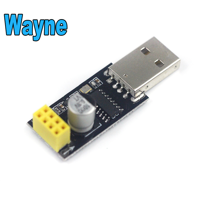 ESP01 Programmer Adapter UART GPIO0 ESP-01 Adaptaterr ESP8266 CH340G USB to ESP8266 Serial Wireless Wifi Developent Board Module esp 07 esp8266 serial wifi wireless module w built in antenna