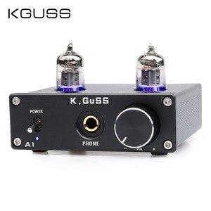 Image 1 - Усилитель для наушников KGUSS A1 MINI 6J1, усилитель для наушников NE5532 6K4