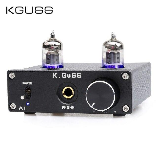 Усилитель для наушников KGUSS A1 MINI 6J1, усилитель для наушников NE5532 6K4