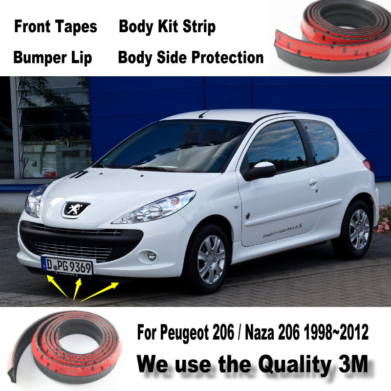 online buy wholesale peugeot 206 front bumper from china peugeot