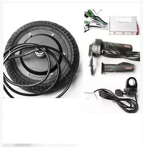 "8""  48V 400W  electric wheel hub motor  ,electric  scooter kit ,hub motor wheel electric scooter"