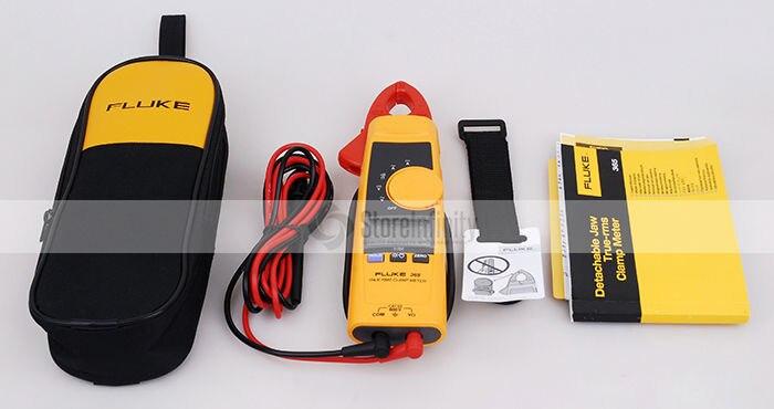 FLUKE 365 F365 Détachable Jaw-rms AC DC Pince Multimètre - 5