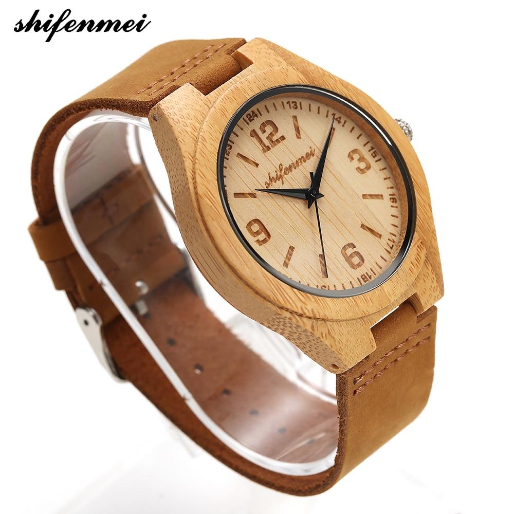 SFMEI S2140 Quartz Women Men's Watches Antique Fashion Simple Wristwatches Leather Boys Watches Bracelet Wristband Male