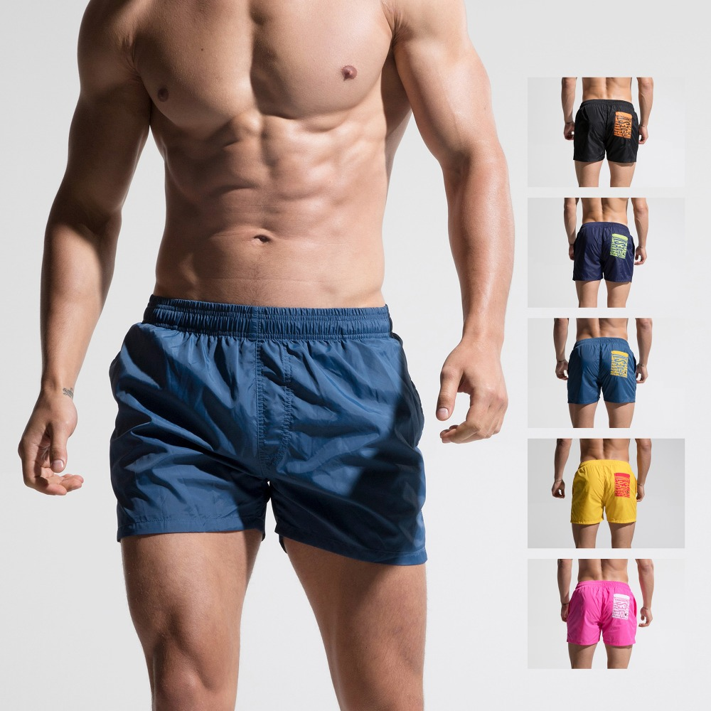 Men's Relax Board shorts Beachwear short Sexy back Label Gym wear pants