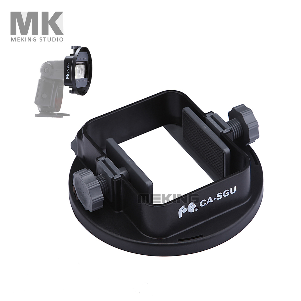 Flash Adapter Kit Accessory K9 K-9 Universal Mount CA-SGU for Speedlite Speedlight flash light Photo Studio Accessories