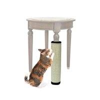 Petacc High Quality Cat Scratcher Sisal Hemp Pet Scratching Pad Durable Cat Toy Furniture Protector