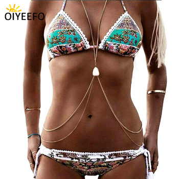 Lace Bikini Brazilian Tassel Fringe Bathing Suits Women Two pieces