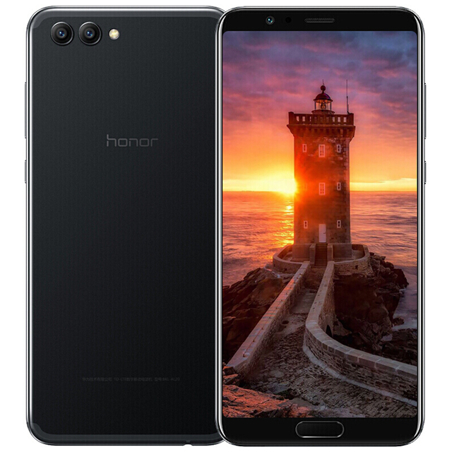 Global Rom Huawei Honor V10 64GB 20MP+16MP Dual Rear Cameras 3750mAh 5.99 4